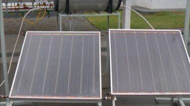 Empresários de Suzano investem em energia solar - Alternativa pode reduzir o valor da conta de energia elétrica e ajuda o meio ambiente.