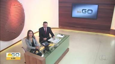 Confira os destaques do Bom Dia Goiás desta quinta-feira (11) - Marconi Perillo é preso pela PF em Goiânia.