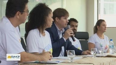 Fórum sobre violência e drogas é realizado no Acre - Representantes do Brasil, Peru e Bolívia participam do evento.