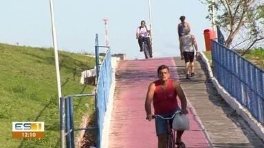 Bicicleta se torna uma opção melhor para a saúde e para o bolso - Ciclistas veem a alterativa como um bom negócio.