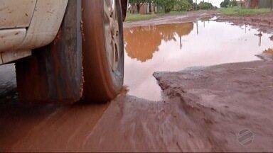 Chuva alaga ruas de municípios do sul de Mato Grosso do Sul - Confira a situação em alguns municípios.