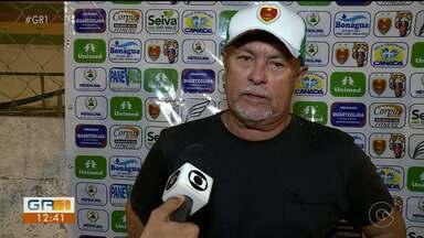 Petrolina empata com a Cabense e se classifica para semifinal da Série A2 do Pernambucano - A partida foi equilibrada, mas sem gols.