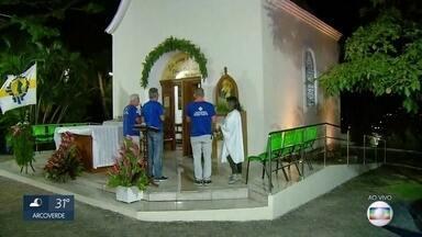 Santuário da Mãe Rainha celebra 26 anos de inauguração em Olinda - Festa começa nesta quinta-feira (11).