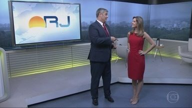 Bom dia Rio, Íntegra 12/10/2018 - As primeiras notícias do Rio de Janeiro, apresentadas por Flávio Fachel, com prestação de serviço, boletins de trânsito e previsão do tempo.