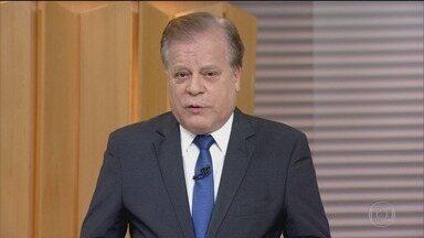 Bom dia Brasil - Íntegra 12/10/2018 - O telejornal, com apresentação de Chico Pinheiro e Ana Paula Araújo, exibe as primeiras notícias do dia no Brasil e no mundo e repercute os fatos mais relevantes.