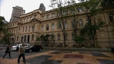 Antena Paulista faz homenagem aos professores - Prédio de antiga escola de formação de professores é simbolo da educação no estado.