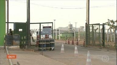 Secretaria de Justiça do Ceará suspende visitas de crianças no presídio de Itaitinga - Decisão veio depois que uma menina, de 11 anos, foi estuprada dentro da cadeia no fim de semana. A criança acompanhava a mãe durante uma visita.