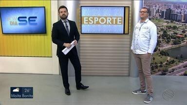 Confira as notícias do esporte desta terça (16/10) - Thiago Barbosa destaca Copa TV Sergipe de Futsal.