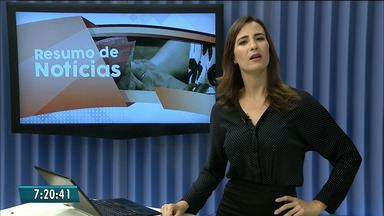 Confira o Resumo das Notícias do Bom Dia Paraíba nesta terça-feira - Veja as principais notícias de hoje.