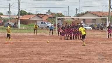 Terrão agita o bairro José Tavares em Campo Grande - Terrão agita o bairro José Tavares em Campo Grande