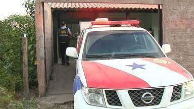 Polícia encontra corpos de taxista e passageiro desaparecidos em Santarém - Corpos de Erinaldo Sousa e Paulo Correa estavam estava em um terreno de uma casa no bairro Jaderlândia.