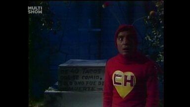 O Monstro Do Cemitério