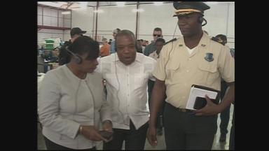 Comitiva do Haiti visita presídio de Chapecó; modelo de ressocialização é referência - Comitiva do Haiti visita presídio de Chapecó; modelo de ressocialização é referência