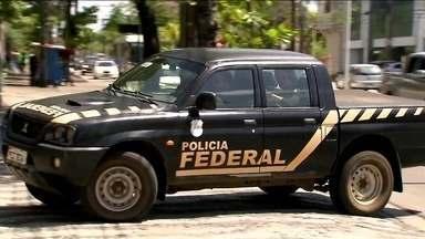 PF prende 22 em operação contra fraudes na previdência de servidores municipais - Quadrilha agia num município da região metropolitana do Recife. Desvios chegam a R$ 90 milhões.
