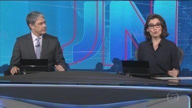 Jornal Nacional, Íntegra 19/10/2018 - As principais notícias do Brasil e do mundo, com apresentação de William Bonner e Renata Vasconcellos.