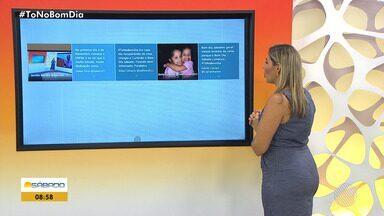 Veja as mensagens enviadas pelos telespectadores do Bom Dia Sábado - Confira o quadro de interatividade do programa.