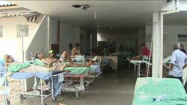 Brasil perde 11 leitos por dia nos hospitais públicos - Um levantamento feito pela Confederação Nacional dos Municípios mostrou que a redução de leitos atingiu principalmente a pediatria e a obstetrícia de hospitais públicos.