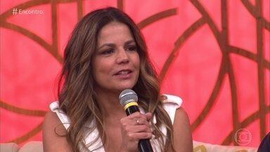 Nivea Stelmann fala sobre a participação na novela 'Verão 90' - Atriz comemora retorno à TV Globo na novela que estreia em janeiro de 2019