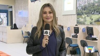 PAT de São José tem vagas disponíveis - Veja com a repórter Agda Queiroz.