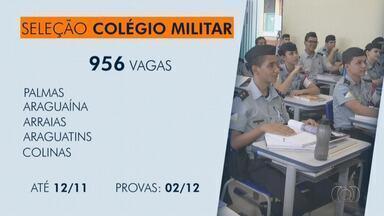 Colégio Militar abre 956 vagas para estudantes nesta quinta-feira (25) - Colégio Militar abre 956 vagas para estudantes nesta quinta-feira (25)