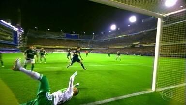 Veja como foi a derrota do Palmeiras para o Boca Juniors na semifinal da Libertadores - Veja como foi a derrota do Palmeiras para o Boca Juniors na semifinal da Libertadores