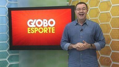 Confira o Globo Esporte-AL desta quinta (25/10), na íntegra - Veja os destaques do esporte alagoano.