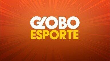 Confira o Globo Esporte desta quinta (25/10) - Programa fala sobre Arena Gamer e traz uma entrevista com Carlson Silva, novo presidente do Sergipe.