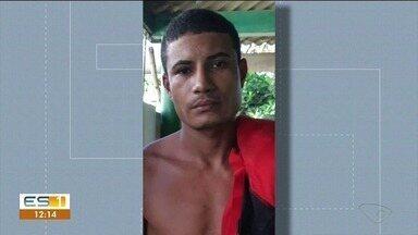 Suspeito de arrombar três fábricas de móveis é preso em Linhares, no Norte do ES - Ele foi preso em Santa Cruz e levado para penitenciária de Linhares.