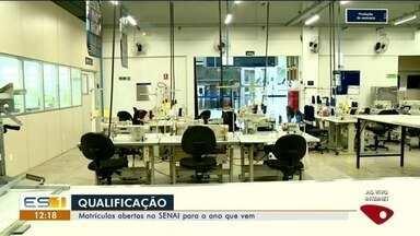 Laboratório auxilia no desenvolvimento da indústria do vestuário em Colatina - Projeto foi inaugurado nessa quarta-feira (24). A primeira unidade do LabModa foi inaugurada em julho deste ano, na unidade do Senai em Vila Velha.