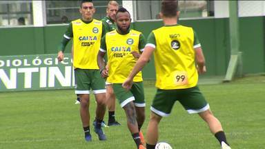 """Coritiba pronto para jogo mais importante da temporada - Coxa encara o Paysandu na primeira das seis """"decisões"""" da reta final da Série B"""