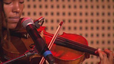 Mostra Cantautores é destaque do Globo Horizonte - Sétima edição do evento é encontro com criadores de canções contemporâneas que têm como base apresentações solo