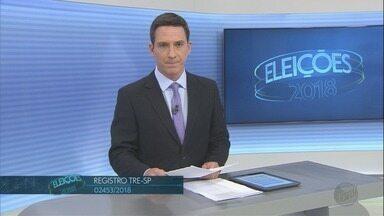 Datafolha divulga nova pesquisa de intenção de votos para o governo de SP - É a segunda pesquisa divulgada pelo instituto no segundo turno das Eleições 2018.