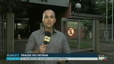 Polícia investiga fraudes no Detran em Foz - Ex-servidores foram denunciados.