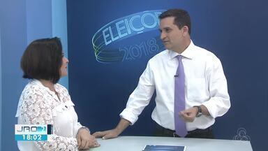 Rede Amazônica realiza debate nesta quinta-feira entre os candidatos ao governo - Debate inicia após a novela segundo sol.