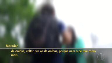Moradores do bairro Flamboyant, em Campos, reclamam de insegurança - Assista a seguir.