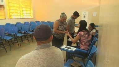 Justiça eleitoral reforça segurança em Anamã e Novo Airão, no AM - Municípios também vão escolher novos prefeitos neste domingo.
