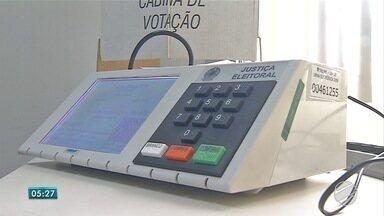 Confira detalhes para as eleições deste domingo (27) em MS - Juiz Odilon e Reinaldo Azambuja disputam o segundo turno.
