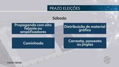 Confira prazos sobre as eleições em segundo turno em MS - Eleitor tem que ficar atento e se informar.