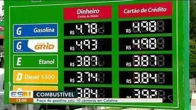 Preço de combustível está caro norte do ES - Moradores sofrem com a situação.