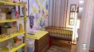Saiba como dividir o quarto dos pais com o neném - Especialistas dão dicas para organizar o quartinho do bebê