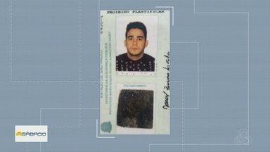 Foragido da justiça do Maranhão é preso em Tabatinga - Ele estava na fronteira com a Colômbia e o Peru