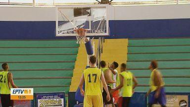 Time de basquete de Casa Branca segue invicto na A2 do Paulista - Equipe venceu as cinco partidas na competição.