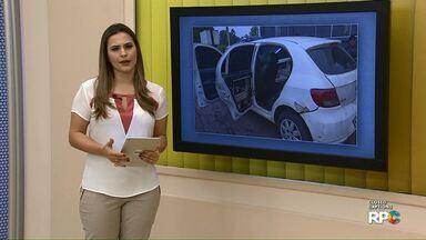 Carro tem quase cem mil reais em multas - A maioria é multa de infrações de trânsito.
