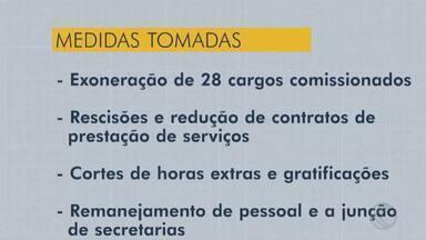 Devido à falta de repasses pelo Estado, Prefeitura de Ituiutaba faz reforma administrativa - Recursos em atraso para o município chegam a quase R$ 23 milhões. Entre as medidas adotadas pelo Executivo está a exoneração de 28 cargos comissionados.