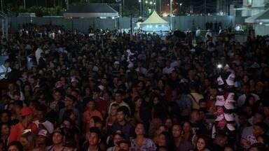 Expoagro tem diversão para toda família - Veja também como foi a última noite de shows na arena em Jaraguá.