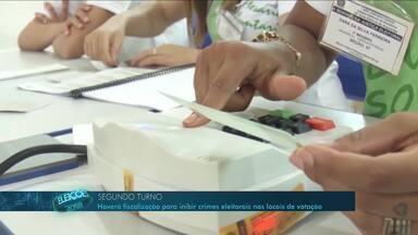 Mais de 66 mil eleitores de Ariquemes vão às urnas no segundo turno - Haverá fiscalização para inibir crimes eleitorais nos locais de votação