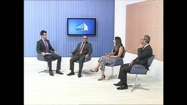 Debate do MG Inter TV trata sobre a participação da mulher no crime - A população carcerária feminina cresce 10% a cada mês.