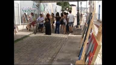 Termina neste sábado (27) semana da arquitetura em Montes Claros - Semana termina com exposição e música.