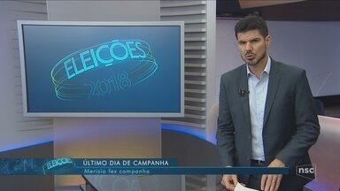 Confira a agenda do candidato Gelson Merísio - Confira a agenda do candidato Gelson Merísio