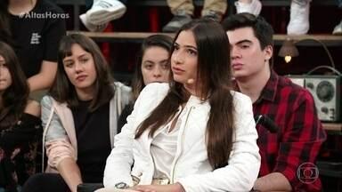 Lais Souza diz que fala sobre mudança para Vila Velha - Ela está morando junto com a namorada